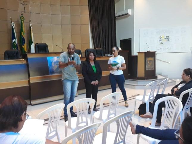 Vereador Luis Costa indica ao executivo projeto de lei para qualificação profissional dos ACS e ACE com gratificação como incentivo
