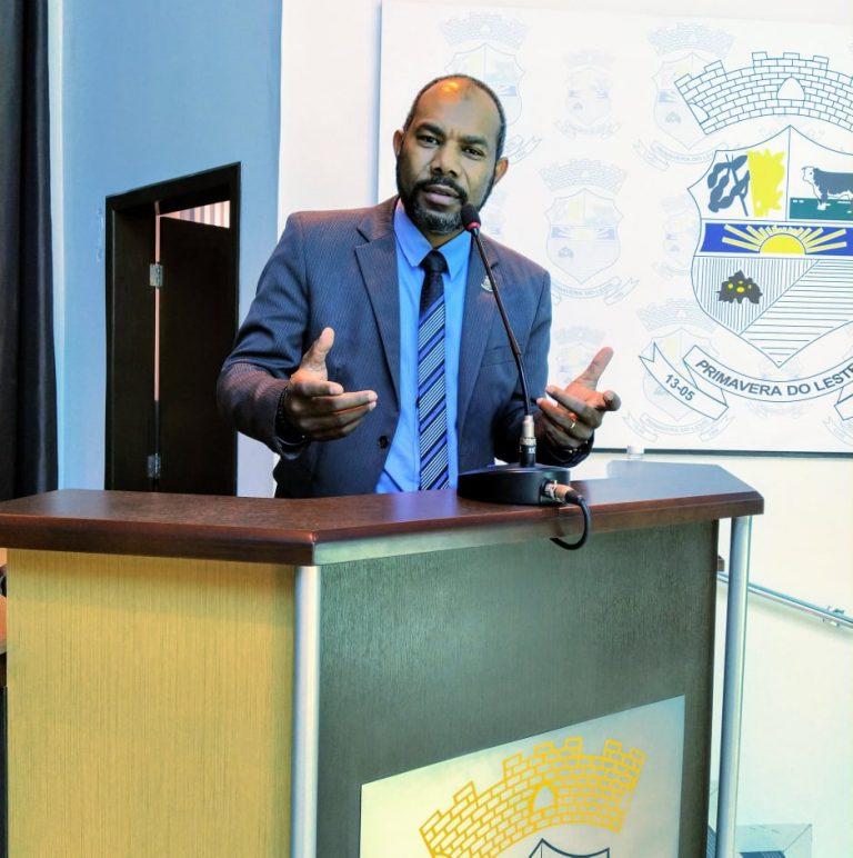 Vereador Luis Costa cobra postura mais rígida em relação as medidas tomadas pelo Comitê de Enfrentamento do Coronavírus em Primavera do Leste
