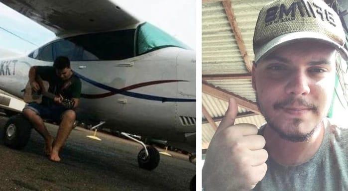 Cantor sertanejo é achado 24 dias após sofrer acidente aéreo e desaparecer