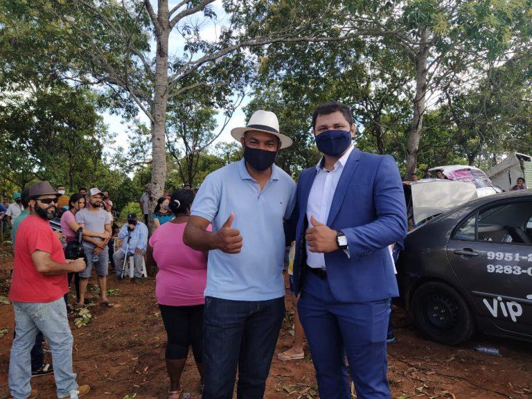 Comunidade do Assentamento Vale dos Sonhos avança em discussão sobre regularização fundiária