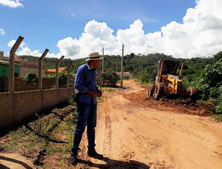 Vereador Luis Costa cobra a Secretaria de Obras e CMTU um planejamento de trabalho para tapa buracos e sinalização em Primavera do Leste