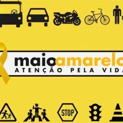 RESPEITO E RESPONSABILIDADE:  Ministério Público Estadual adere ao Movimento Maio Amarelo 2021